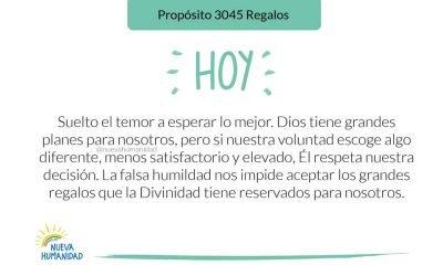Propósito 3045 Regalos