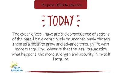 Purpose 3083 To advance